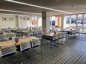 平成30年10月29日リニューアル 食堂